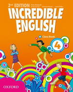 Incredible English 2ed. 4 Class Book